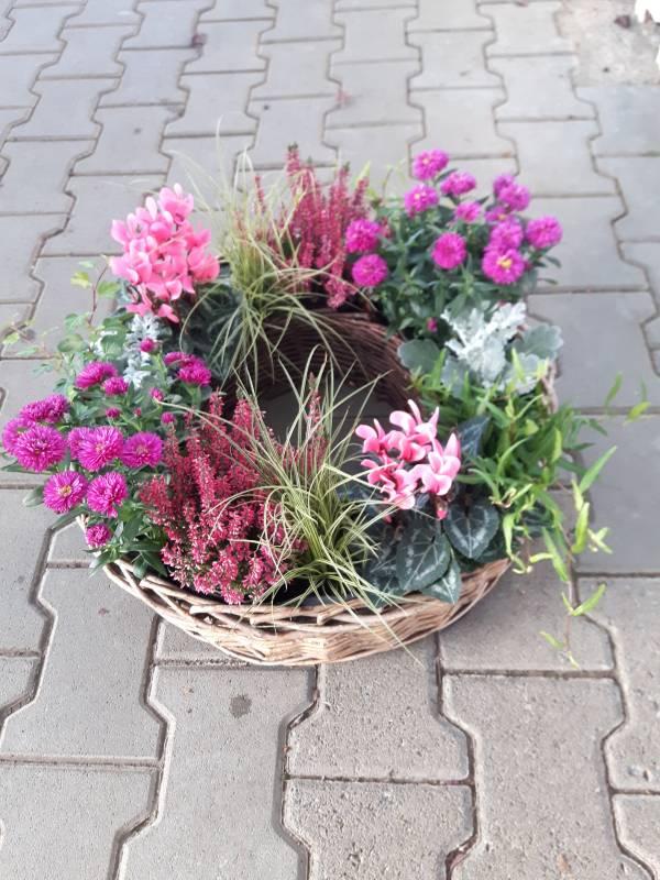 Werkstücke Blumen Hartmann